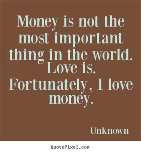 Argumentative essay about money and love